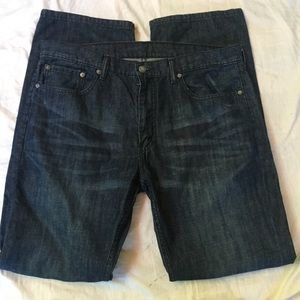 Levi's 559 relaxed fit straight leg 36 x 34